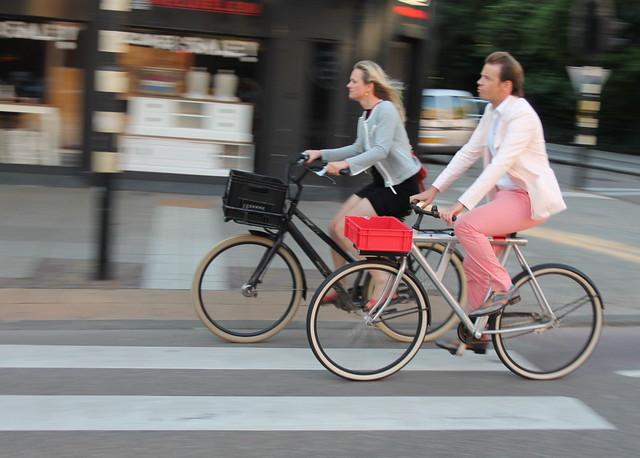 A pink pants weekend!