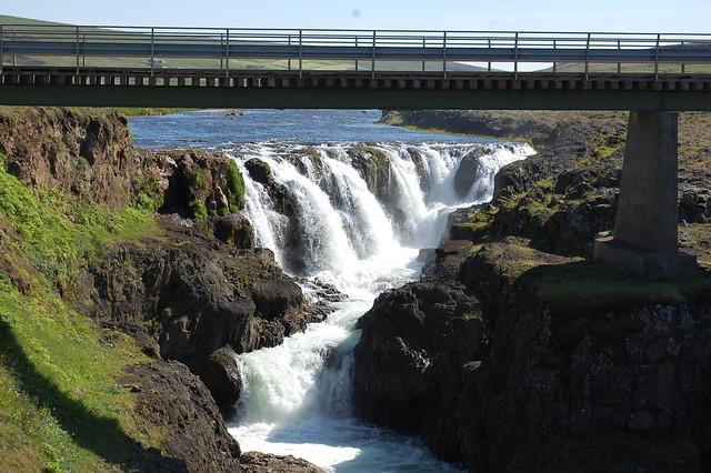 Kolugljufur, Iceland