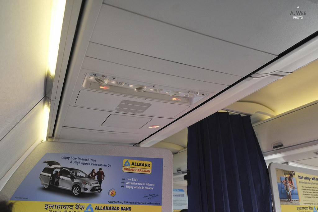 Onboard JetKonnect's 737-700
