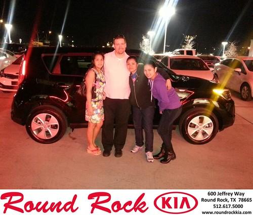 Round Rock KIA Customer Reviews and Testimonials-Maria Montgomery by RoundRockKia