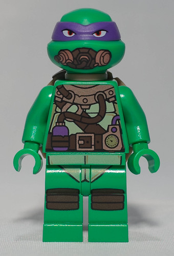 REVIEW LEGO 79121 TMNT - Course-poursuite sous-marine