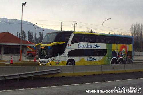 Queilen Bus - Angostura - Marcopolo Paradiso 1800 DD / Mercedes Benz (FHZD60)