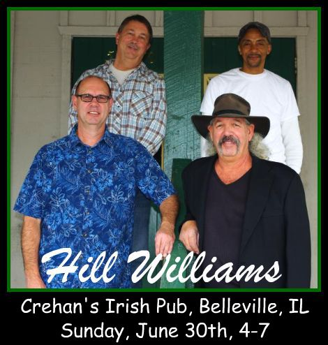 Hill Williams Band 6-30-13