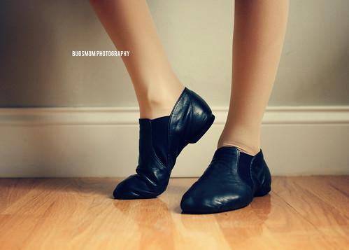 jazz feet