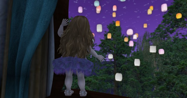 SL Disney Bound – Week Twenty One: Rapunzel