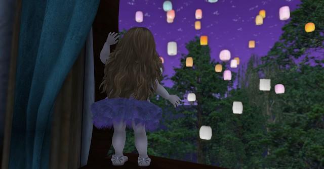 SL Disney Bound – Week Twenty One: Rapunzel