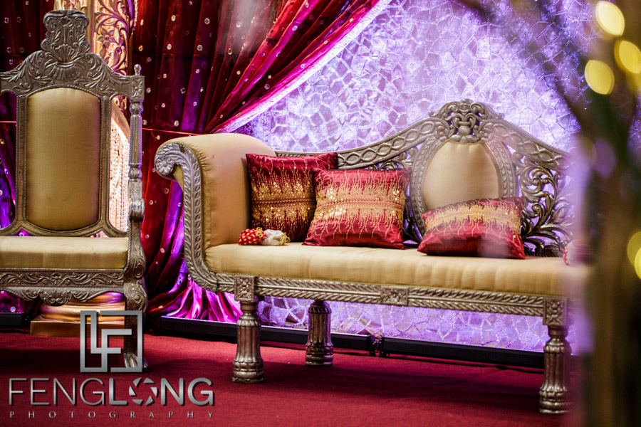 Ashiana wedding stage