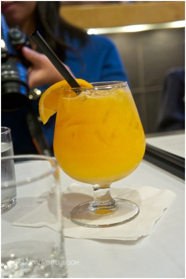 a virgin cocktail