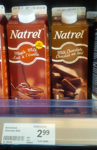 Natrel Maple Milk (Canada)