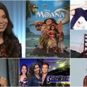 "Tonight at 7:30pm on Comcast Ch. 104, SIDEWALKS ENTERTAINMENT host Veronica Castro talks to actress / singer Auli'i Cravalho (the lead voice of Disney's ""Moana""), while host Richard R. Lee presents music from Alessia Cara (""Seventeen"") and Bay Area's own"