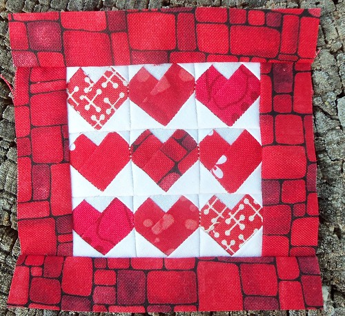 Wedding quilt... by ruthiequilts
