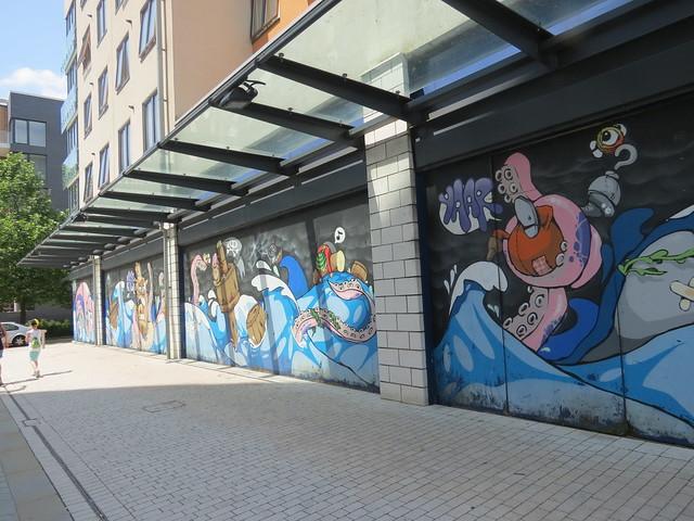 Bristol street art - Cheo