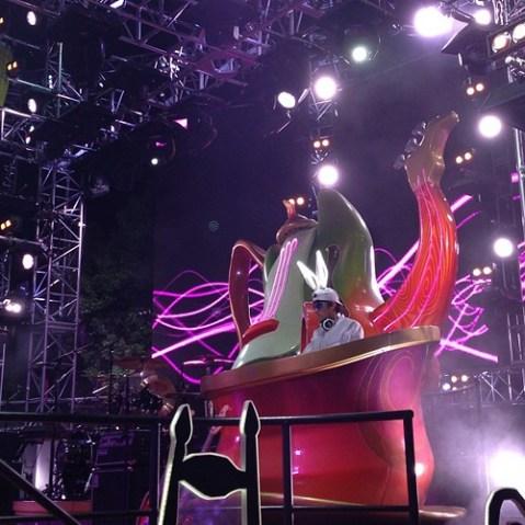 熱いDJ。Mad T Partyが大盛り上がり! / August 08, 2013 at 01:54PM