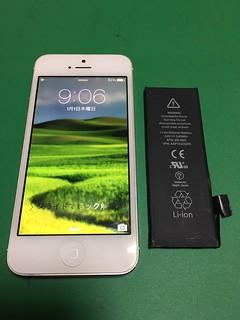 282_iPhone5のバッテリー交換