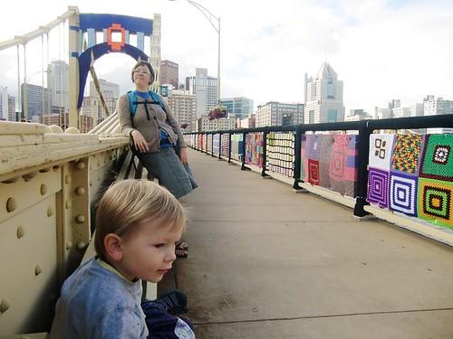 knit the bridge