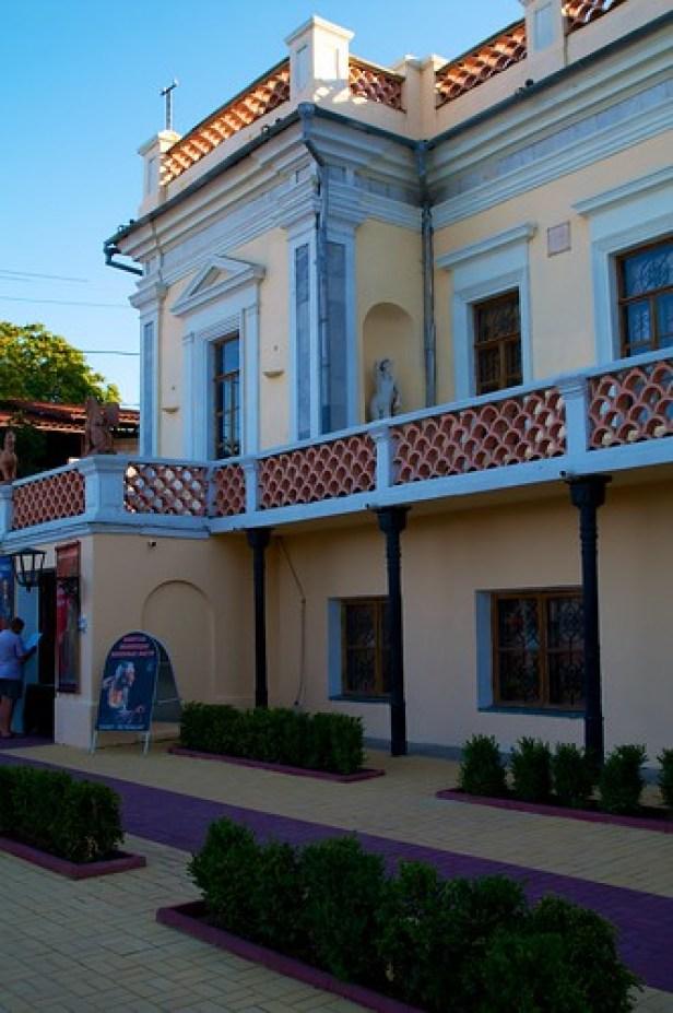 Музей Айвазовского, Крым, Феодосия