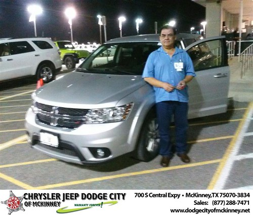 Happy Birthday to Jose Santos from David Walls and everyone at Dodge City of McKinney! #BDay by Dodge City McKinney Texas