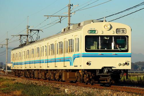 1010F @新郷〜武州荒木