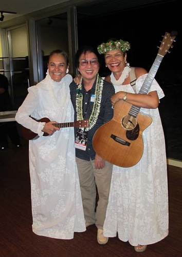 Đạo diễn Đặng Nhật Minh ở Hawaii tháng 10.2013