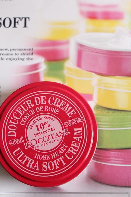 L'Occitane en Provence Ultra Soft Cream in Rose Heart review