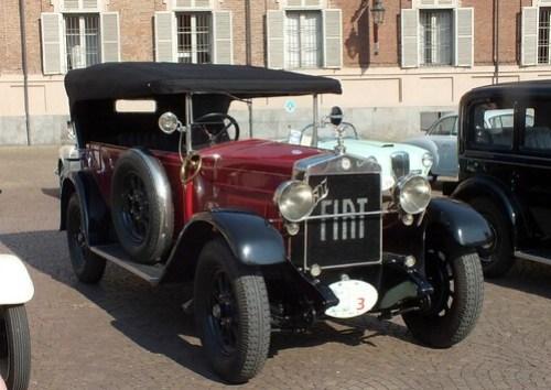 Fiat 507 1929