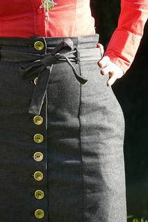 Biegnet skirt