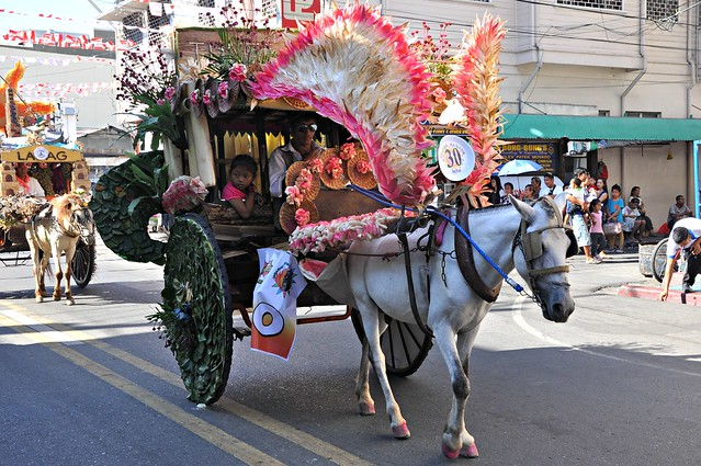 Calesa Parade