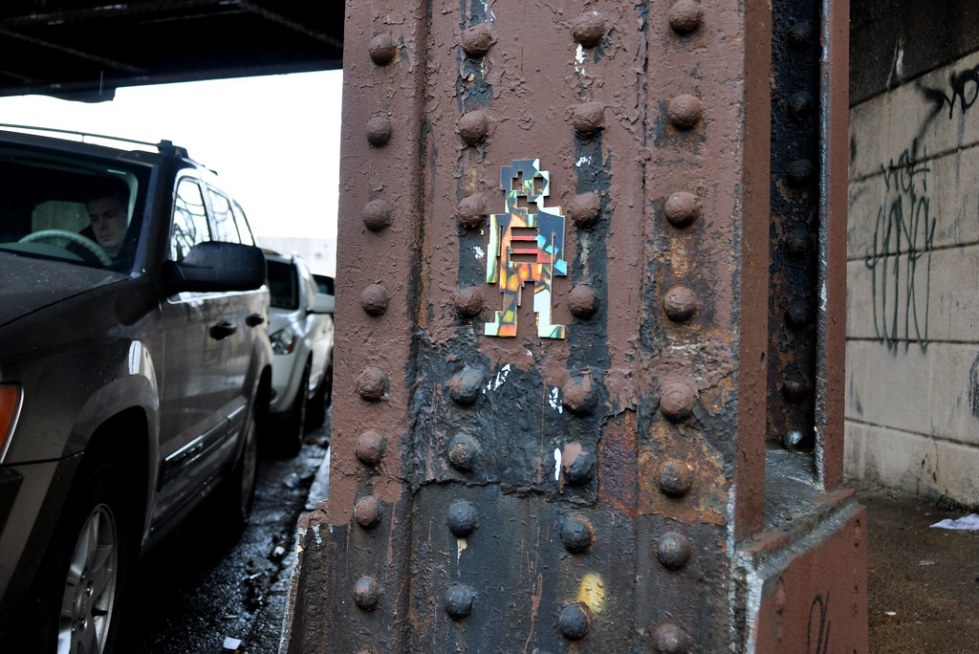 Philadelphia: Stikman Street Art