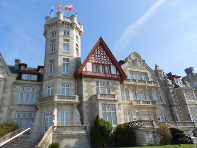 Palacio de la Magdalena, Santander