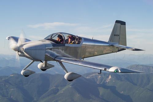 Private RV-9A N1605A