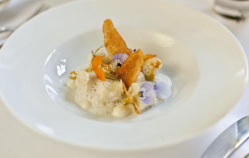 Truffle and roasted garlic gnocchi  1