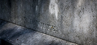 R. I. White signature stone