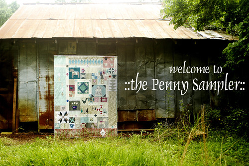 Penny Sampler Welcome
