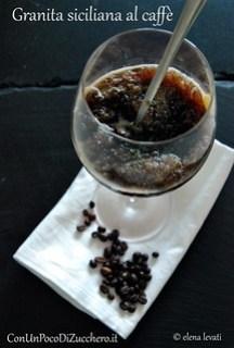 Granita al caffè