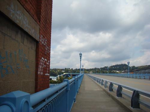 The 31st St. bridge - Oct. 4th 2013
