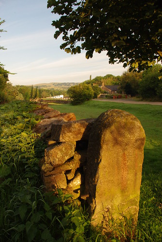 20130807-06_Stone Wall - Bugsworth Basin near Buxworth by gary.hadden