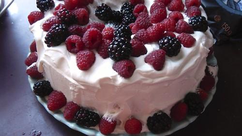 Gluten-Free Angel Food Cake 16
