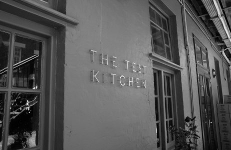 The Test Kitchen in Woodstock, Cape Town