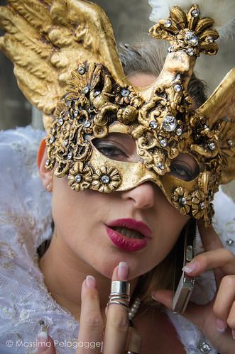 Carnevale Venezia 4 marzo by Massimo Pelagagge