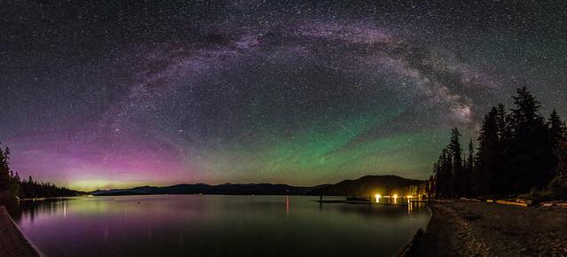Northern Lights Idaho