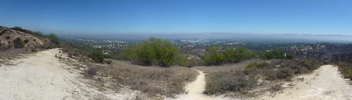 Panorama serrania