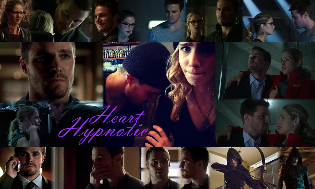 Heart Hypnotic -- An Olicity Fic Cover