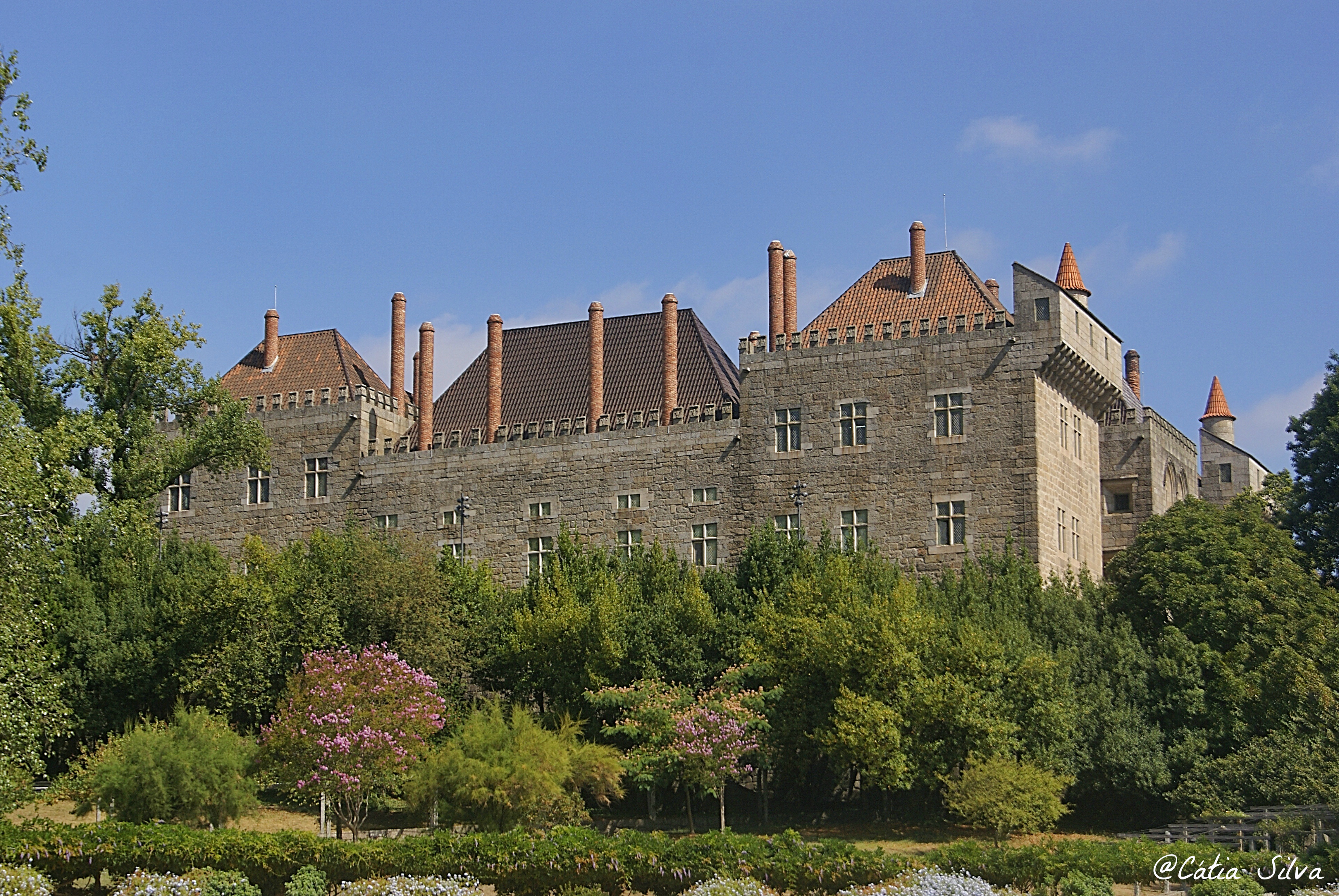 Paço Ducal de Guimaraes -Portugal (13)