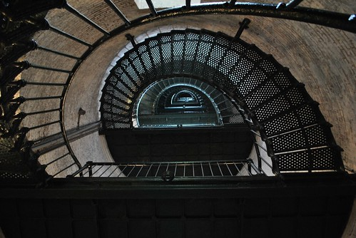 Stairs - Currituck Beach Lighthouse