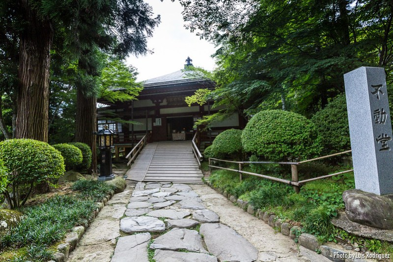 Chuson-ji en Hiraizumi-26