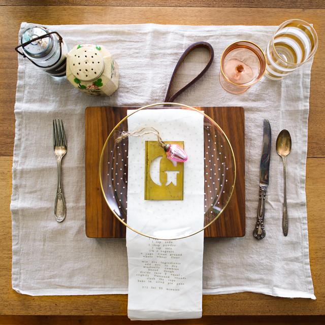 Table Settings - JM 01