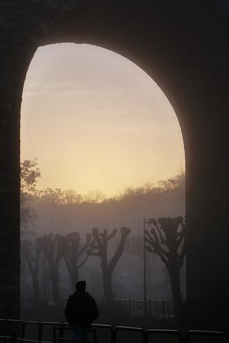Lever de soleil burmeux #Flickr12Days