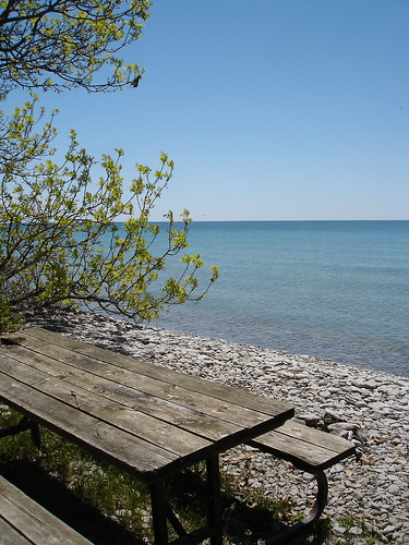 presqu'ile day use picnic area