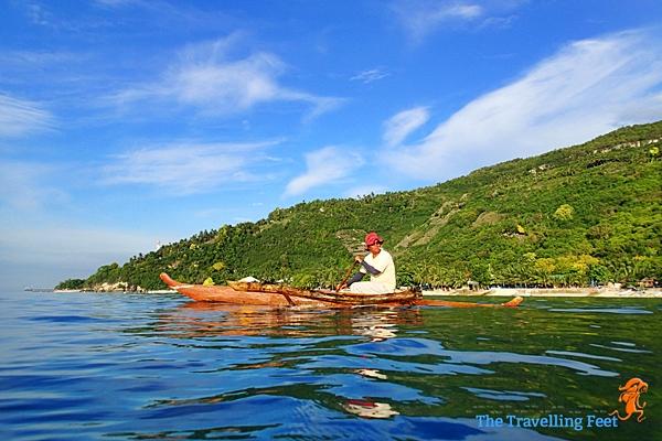 oslob boatman