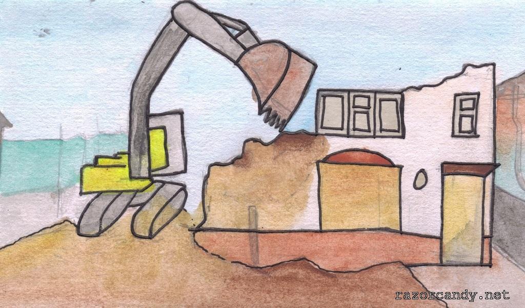 01-10-2013 demolition
